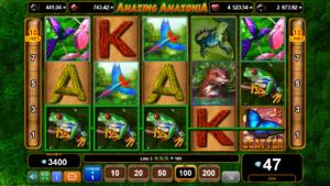 Amazing Amazonia online