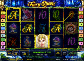 Fairy Queen Online