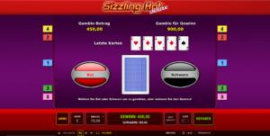Sizzling Hot Deluxe Online