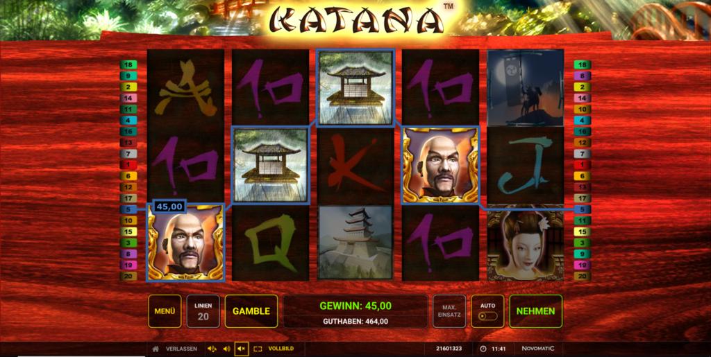 Katana Online